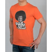 Heren T-shirt 'King of Soul'